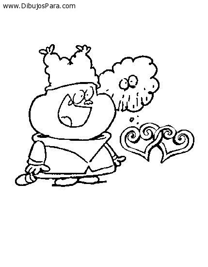 Colorear a chowder sonriendo dibujos de chowder para for Chowder coloring pages