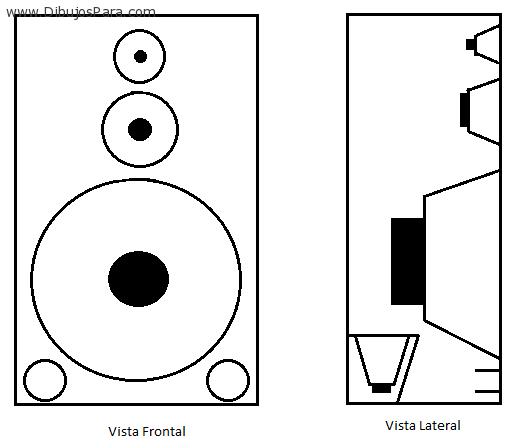 Computador y sus partes para colorear - Imagui