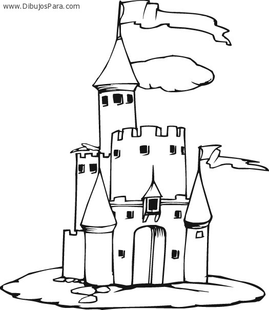 How To Draw Calcifer From Howls Moving Castle besides Printable Sofia The First Coloring Pages 19255 together with 15986 Key additionally Coloring Page For The Mouse And The Motorcycle in addition Dibujo De Castillo Medieval. on disney castle cartoon