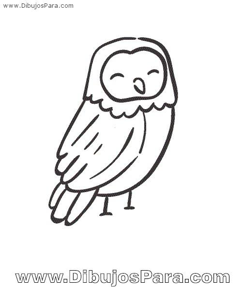 dibujos de aves para pintar | Dibujos para Colorear